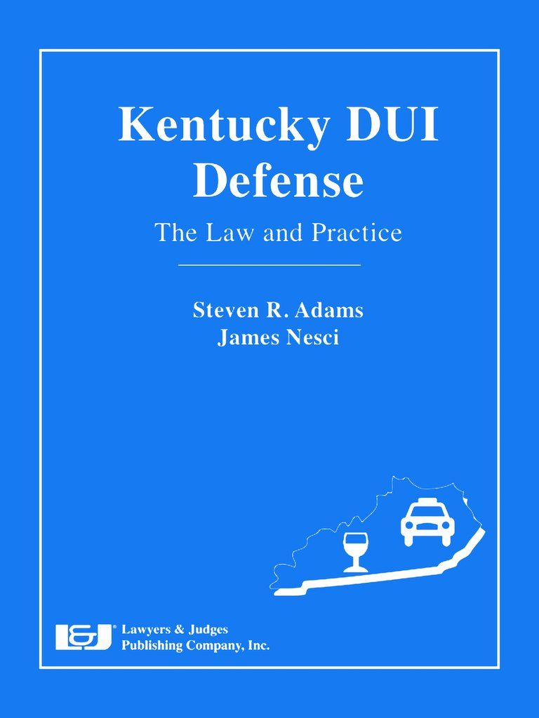 Law new kentucky consent Legal Publications