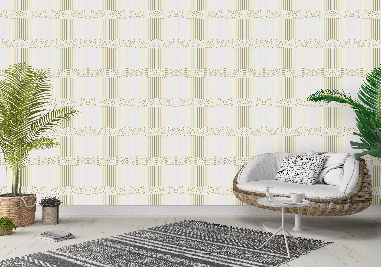 Luxury Removable Scandinavian Wallpaper Temporary Wallpaper Etsy Scandinavian Wallpaper Temporary Wallpaper Peel And Stick Wallpaper