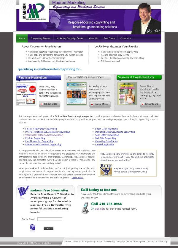 Website Design for Therapeutic Kneads #webdesign #web #design - software request form