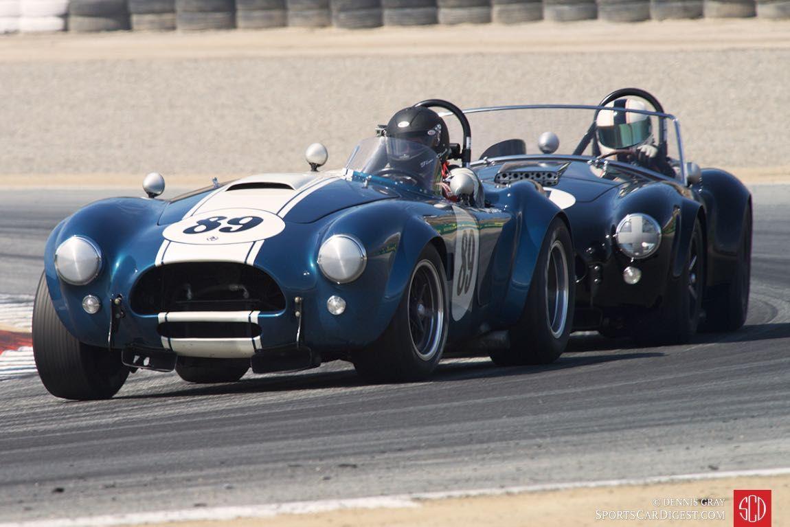 Monterey Motorsports Reunion 2015 Photos, Results