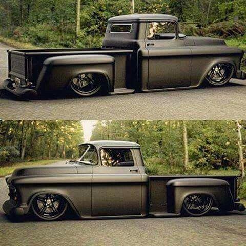 Smoked truck