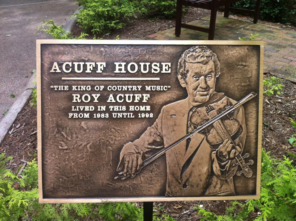Roy Acuff's house Roy Acuff, Grand Ole Opry, Country Music, Nashville,  Legends