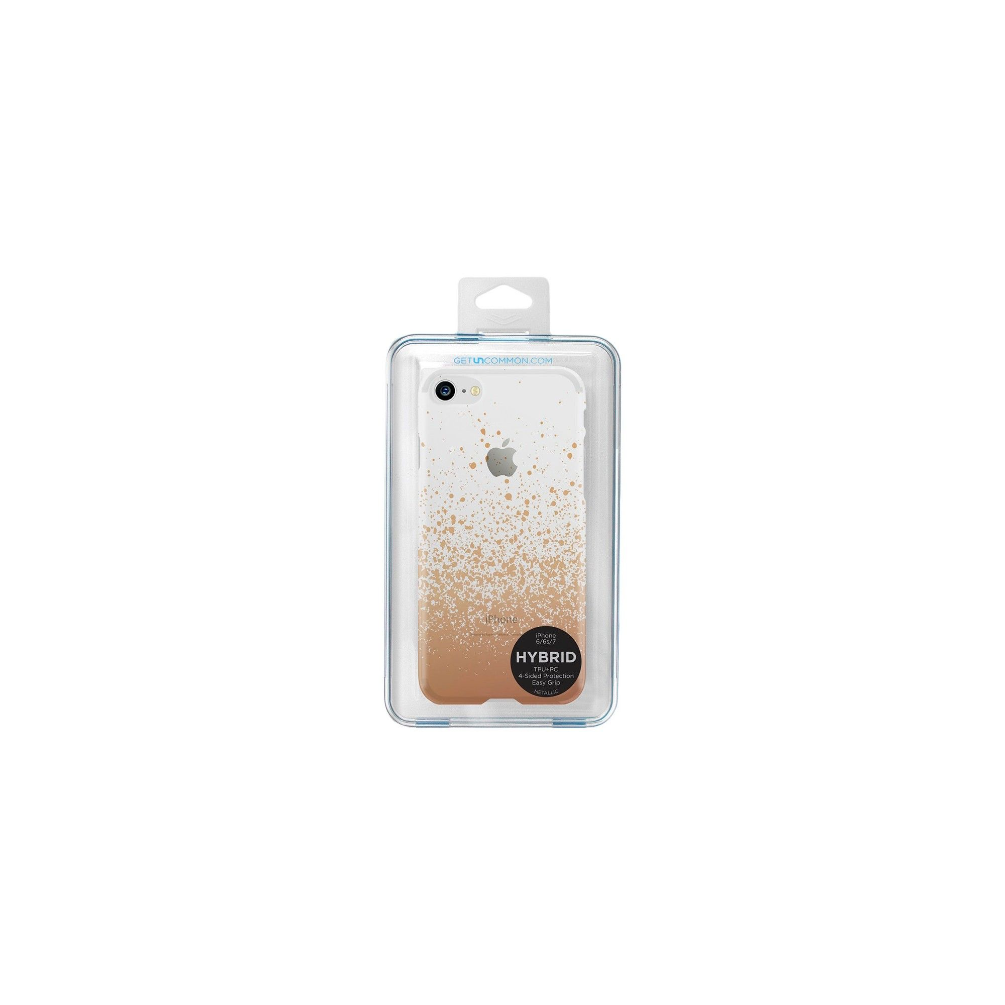 Uncommon iPhone 6 7 Case Hybrid - Lava Rose Gold 88d46d0845a
