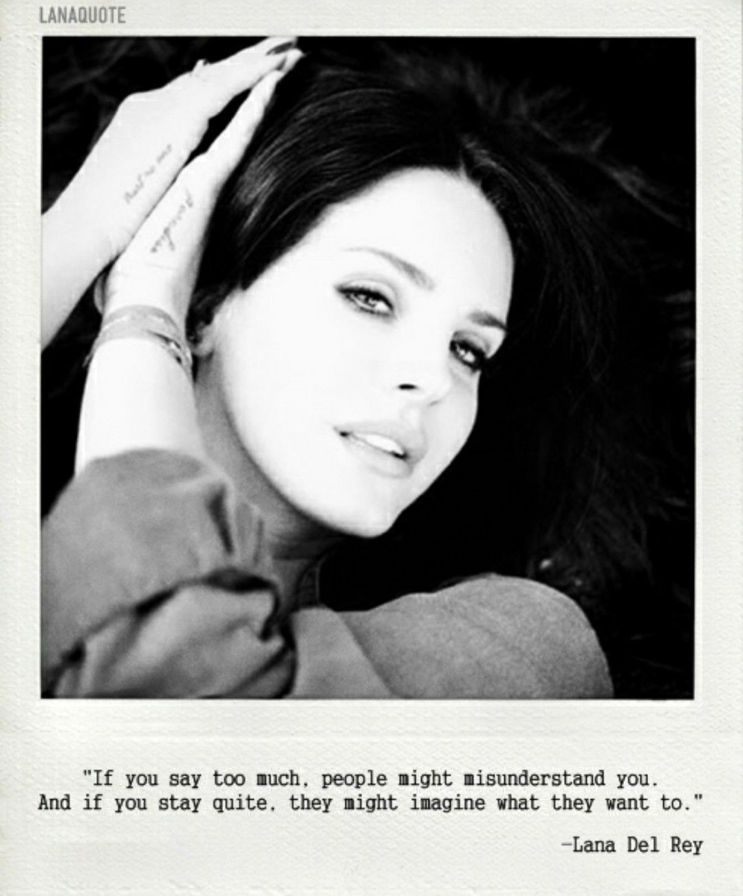 Pin by Ketaki k on Lana Del Rey Quotes and lyrics | Lana ...