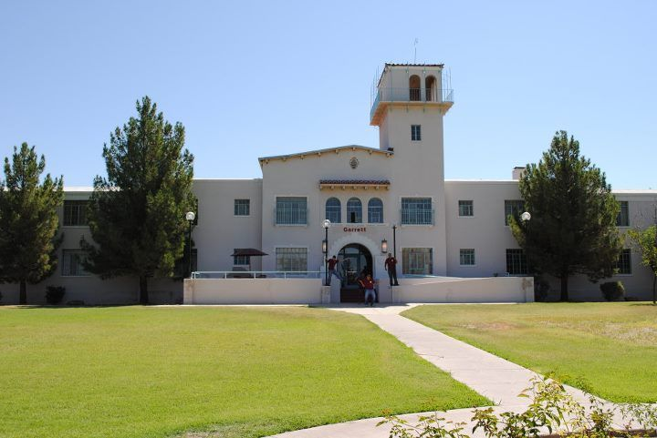 Nmsu Rhodes Hall Travel New Mexico New Mexico Style New Mexico State University