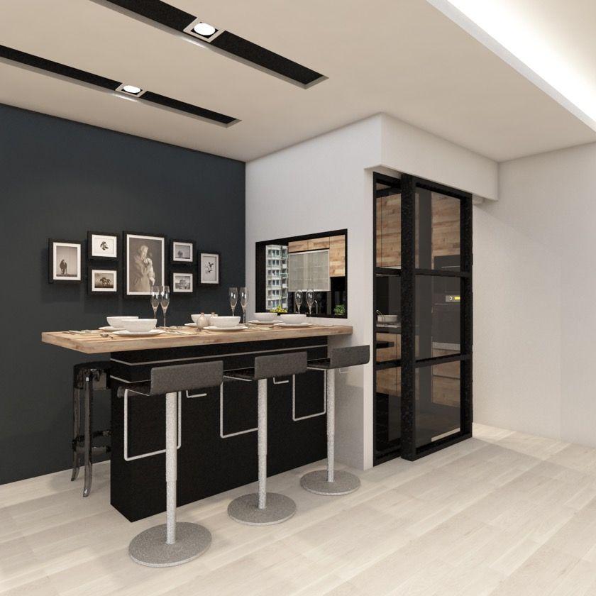 Elegant How to Build A Bar Counter | Weblabhn.com
