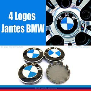 4 centre de roue bmw logo jante insigne embleme promo amazon bmw bmw e46 et jantes. Black Bedroom Furniture Sets. Home Design Ideas