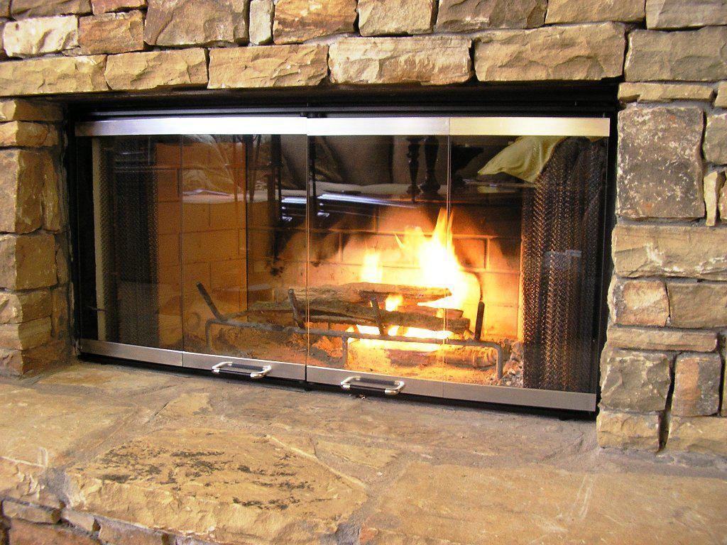 Heatilator Fireplace Doors Fireplace Glass Doors Glass