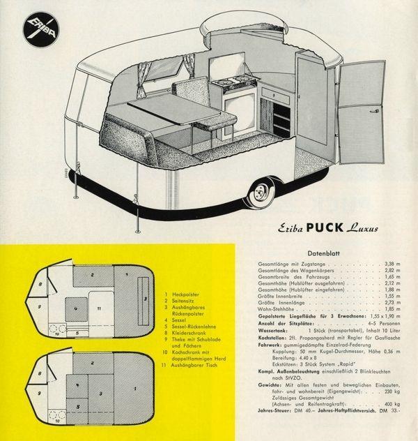 Classic Caravan Vintage Things