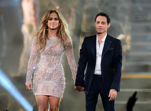 Posible regreso de JLo y Marc Anthony