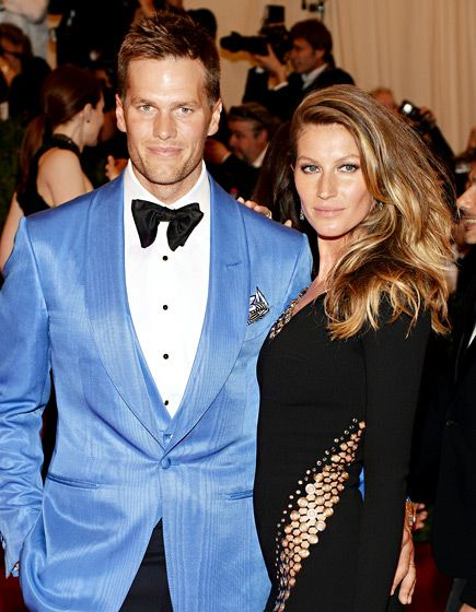 NFL power couples: Gisele and Tom, Olivia and Aaron and so ...