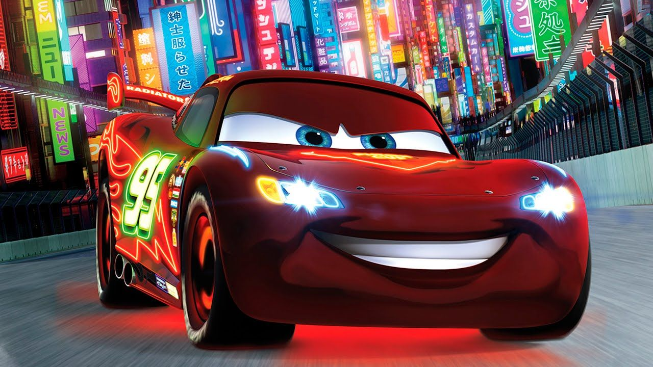 Cars 2 Hd Lightning Mcqueen Mater Gameplay Cars Movie