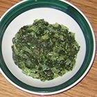 Creamy Spinach and Onion Casserole