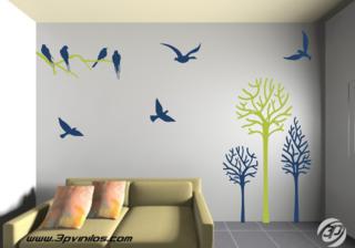 Nuevo modelo! decora toda la pared!