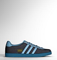 back soon, stronger than ever.   Custom shoes, Adidas gazelle ...