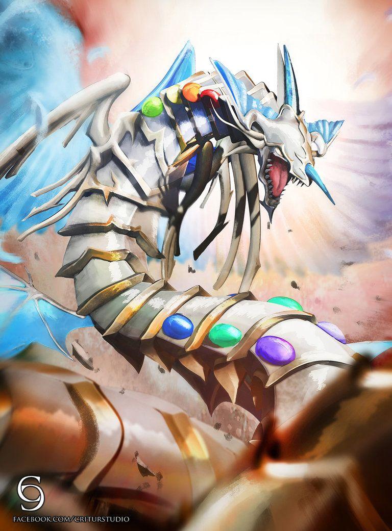 Cm Rainbow Dragon By Andytantowibelzark Yugioh Monsters Anime Pokemon Rayquaza