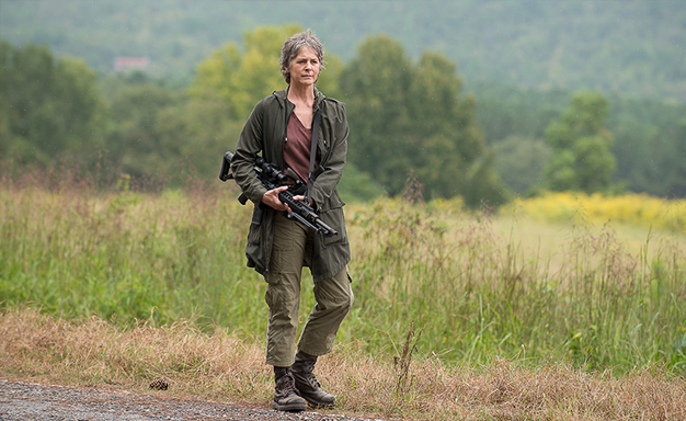 Carol - The Walking Dead s06e12