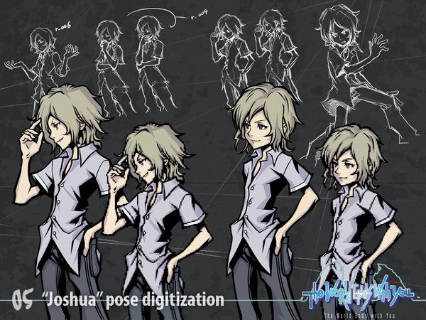 Concept Art The World Ends With You Article
