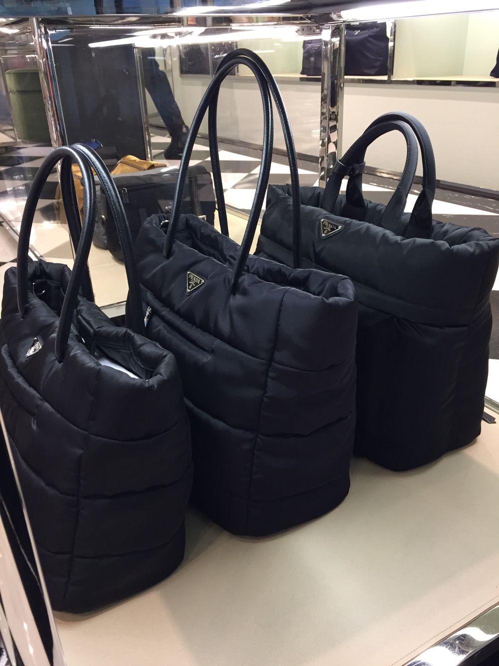9edf2ec70c Prada nylon 2015 | Bag Lady | Bags, Prada, Fashion