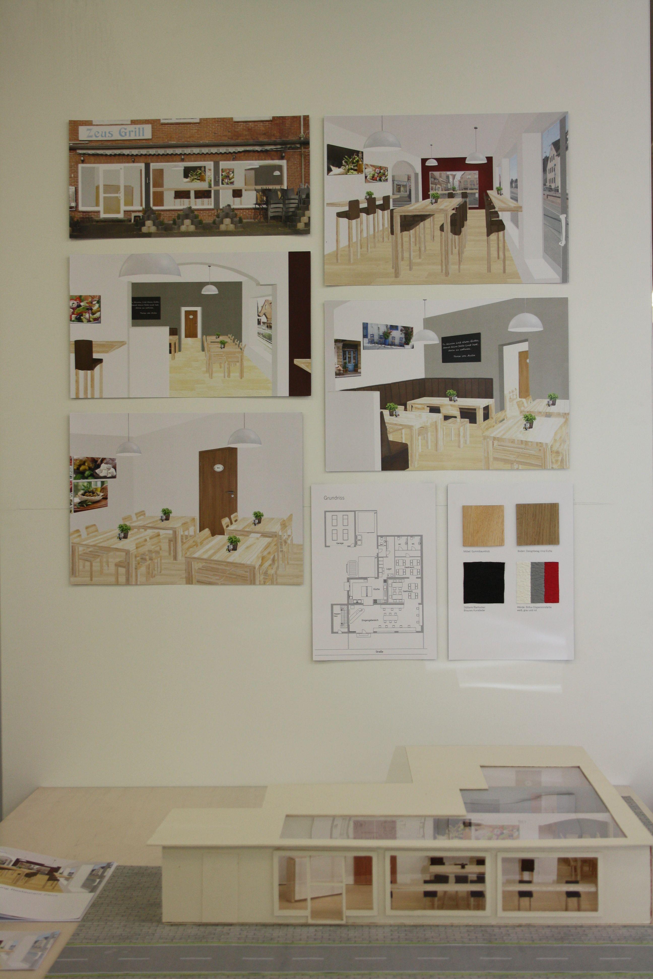 Annika Bertels, Maler Und Lackiererin | Mediterrane Raumgestaltung  Restaurant U201eZeusu201c