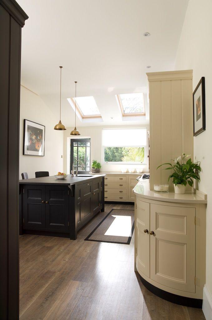 contemporary victorian kitchen kent  victorian kitchen