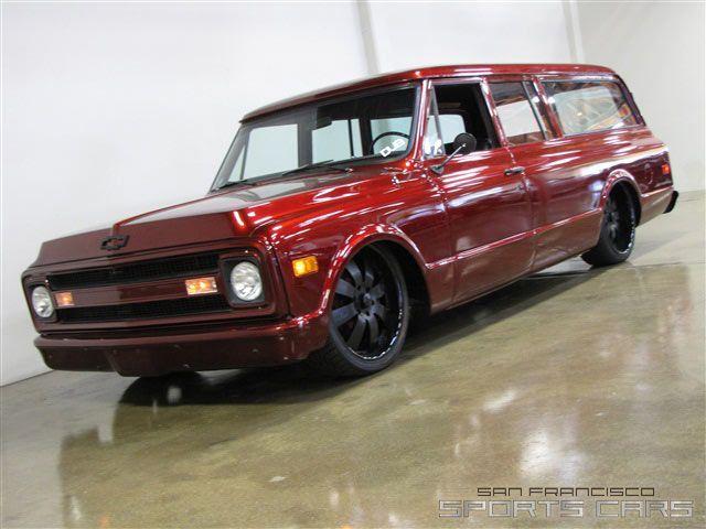 1970 Chevy Suburban Chevy Classic Chevy Trucks Chevrolet Suburban