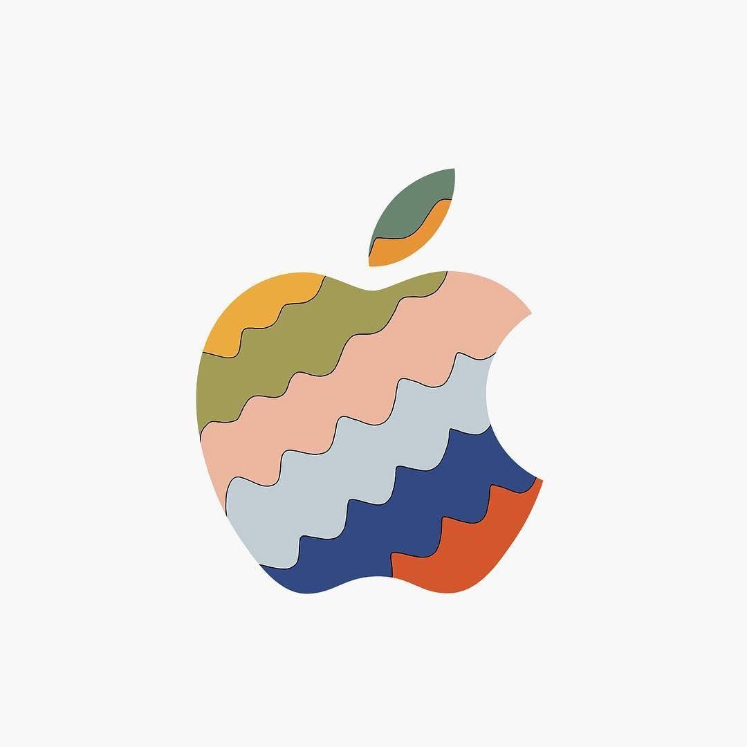 Apple Logo Art On Instagram Logo 76 C Apple Inc Apple Thingsinmaking Applelogoart Art Logodesigns Logo Design Art Apple Logo Design Apple Logo