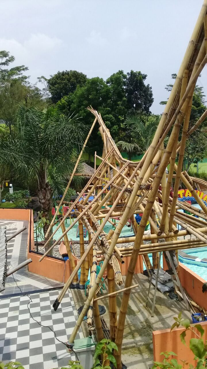 Pin By Thana Uthaipattrakoon On Bamboo Architecture Bamboo