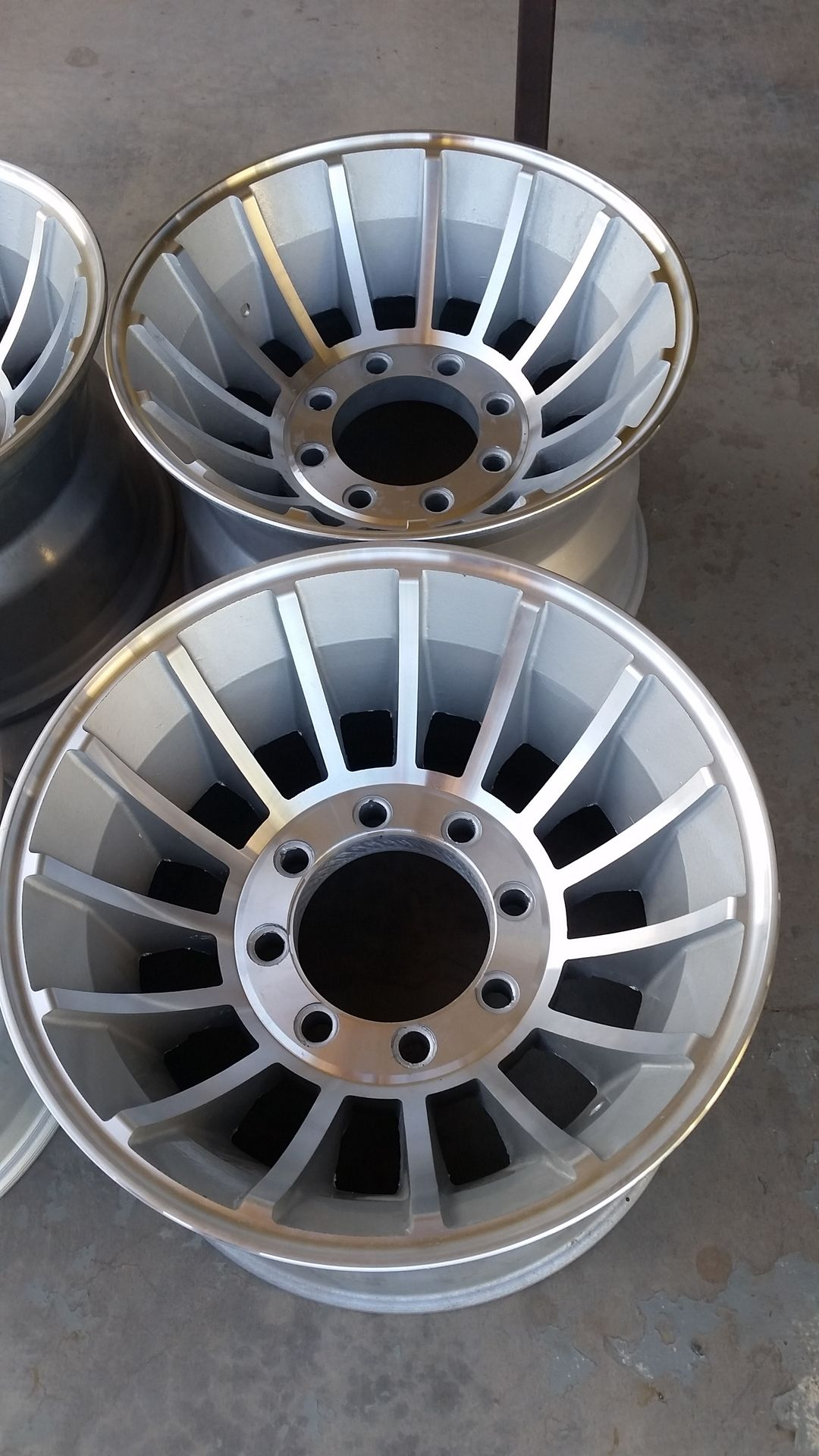 real authentic vintage custom wheels from appliance ansen aew