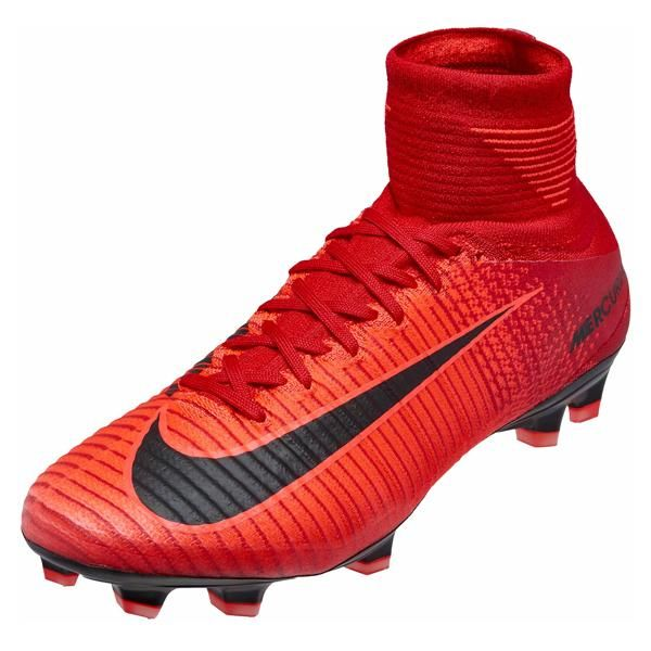 f90b4a2cb9ba Nike Mercurial Superfly V FG (University Red Fire)