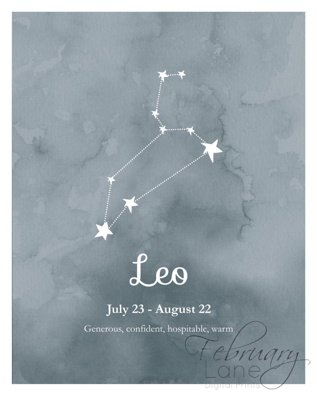 Leoninos Signo Astrologia Tatuajes De Constelaciones Tatuaje