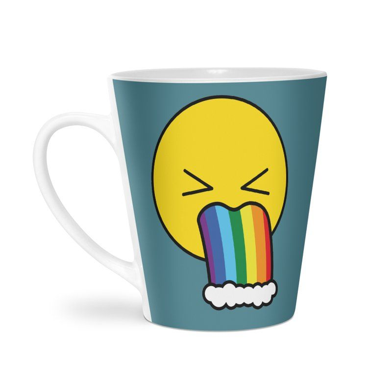 Puke Rainbow Emoji Emoji Rainbow Beautiful Design