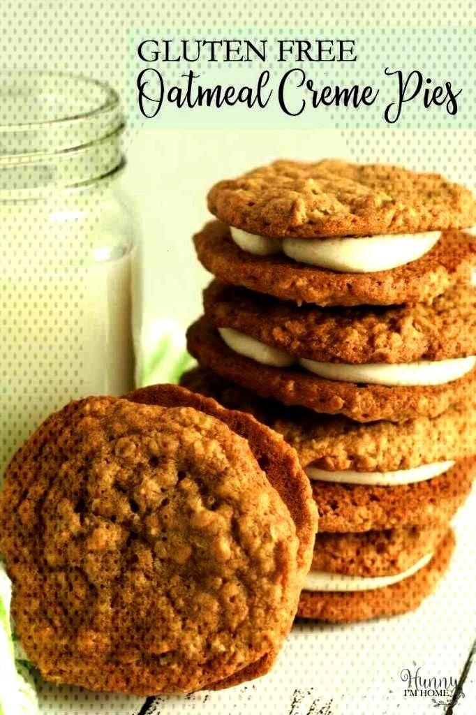 Free Oatmeal Creme Pies Copycat Recipe | Hunny Im HomeGluten Free Oatmeal Creme Pies Copycat Recip