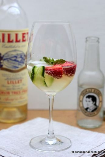 Photo of The perfect summer drink: Lillet Vive – Have a nice day!