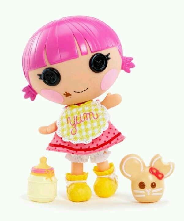 Water Mellie Seeds Lalaloopsy Large Doll