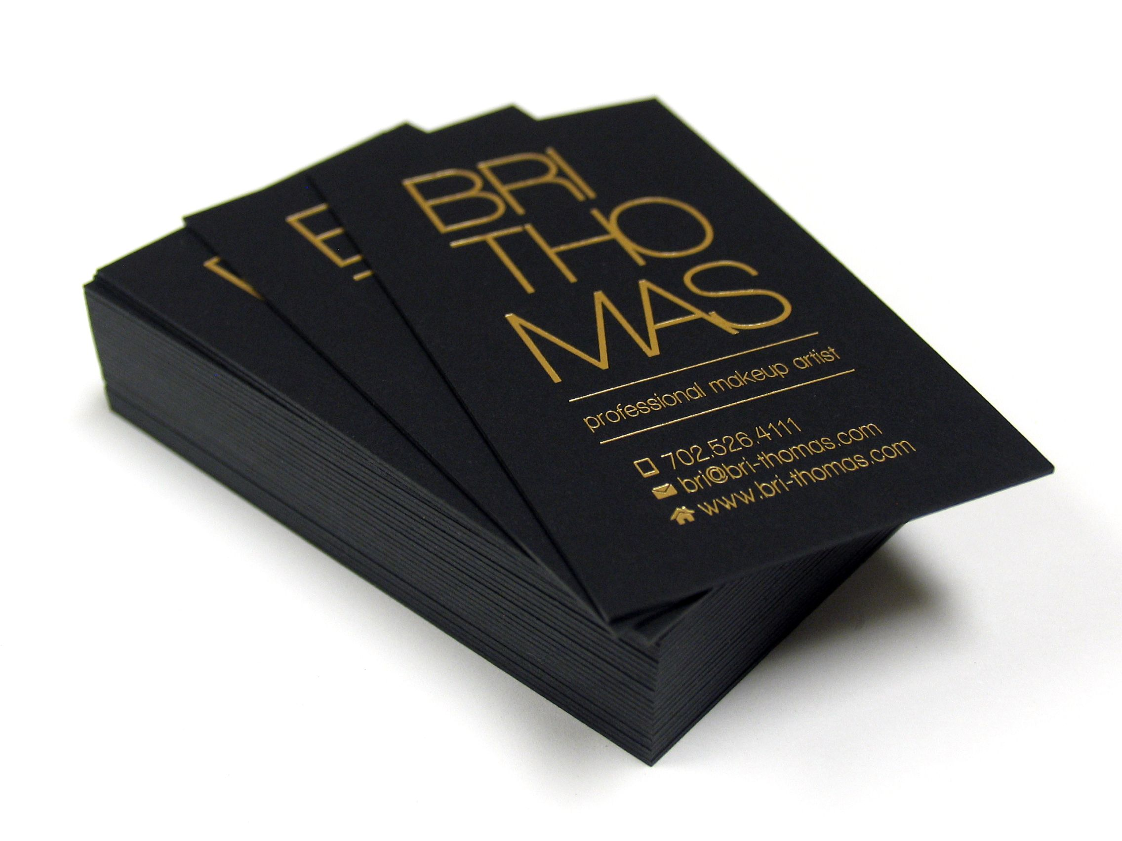 Black business cards matte gold foil 700gsm black paper 34pt black business cards matte gold foil 700gsm black paper 34pt thickness www colourmoves Image collections