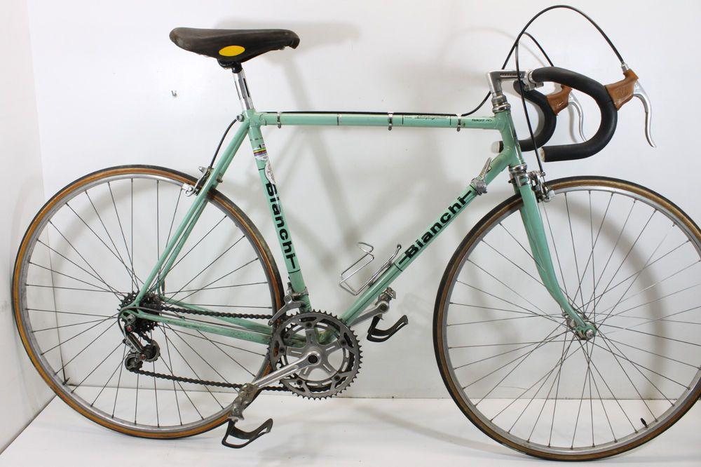 621ab3333 Bici corsa BIANCHI Rekord 745 Campagnolo Bicycle racing bike eroica ...