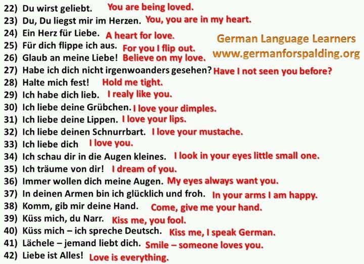 line auf deutsch