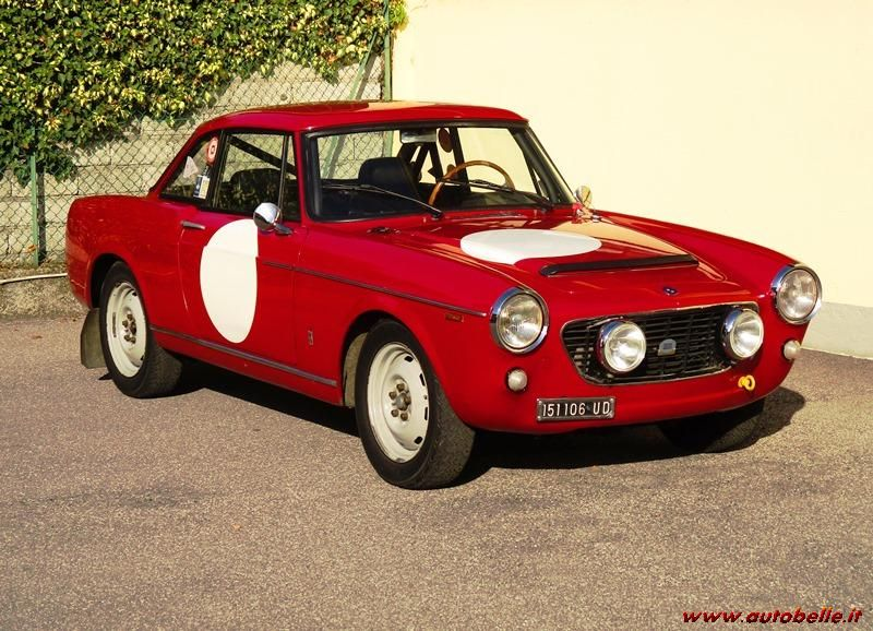 Fiat 1500 Osca Coup Pininfarina 1961 Almost Perfect In My Opinion