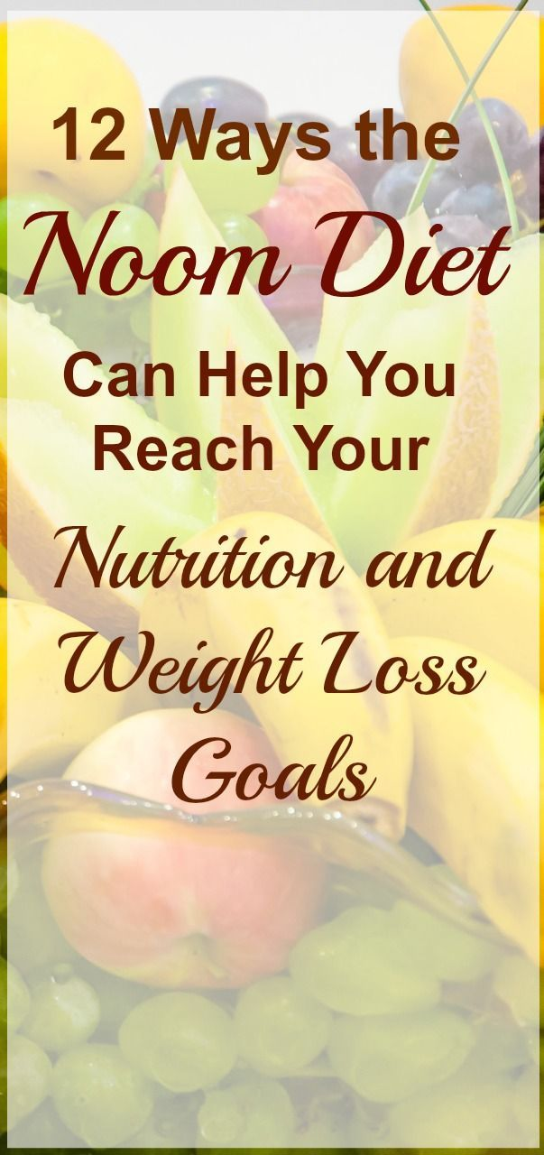 12 Ways the Noom Program Can Help You Reach Your Nutrition and Weight Loss Goals
