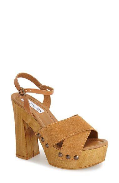 399cd26aa137 Steve Madden  Lia  Ankle Strap Sandal (Women) available at  Nordstrom