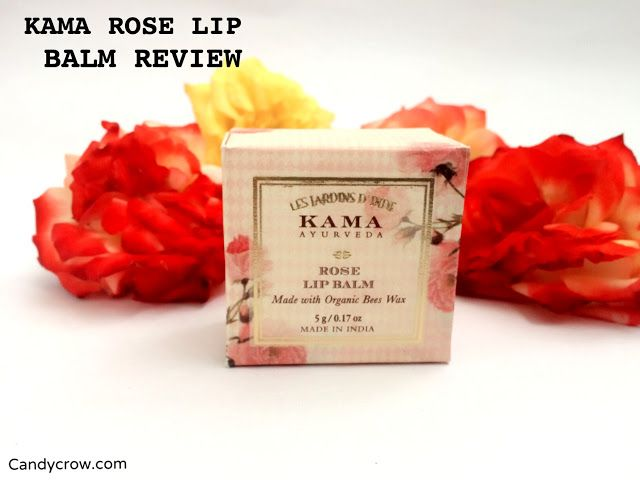 Kama Ayurveda Rose Lip Balm Review The Balm Lip Balm Lips