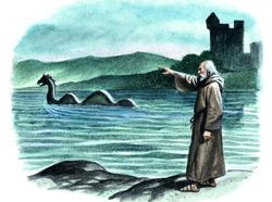 Le Monstre Du Nessie Mythe Ou Creature Mythologique Monstre Creatures Mythiques