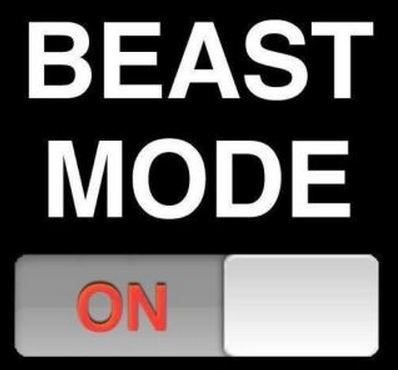 Get Fit, Lose Fat, Get Your Beast Mode ON!