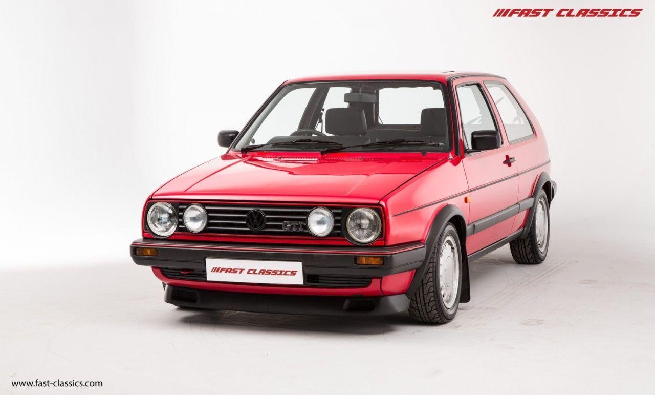 1989 Vw Golf Mk2 Gti 8v Classic Driver Market Vwgolfmk2