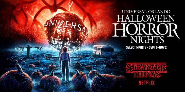 HHN Stranger Things
