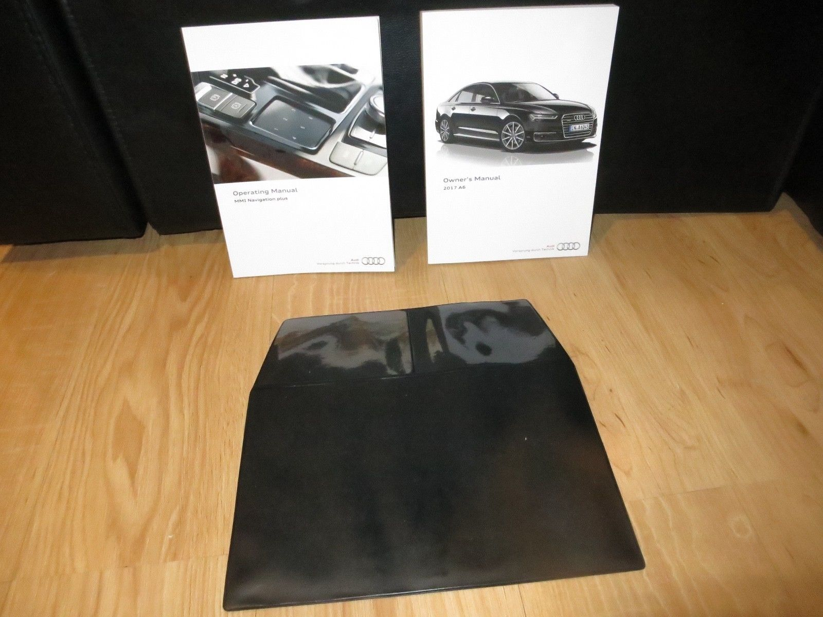 Cool Awesome 2017 Audi A6 Owners Manual Book Case Navigation 2018 2019