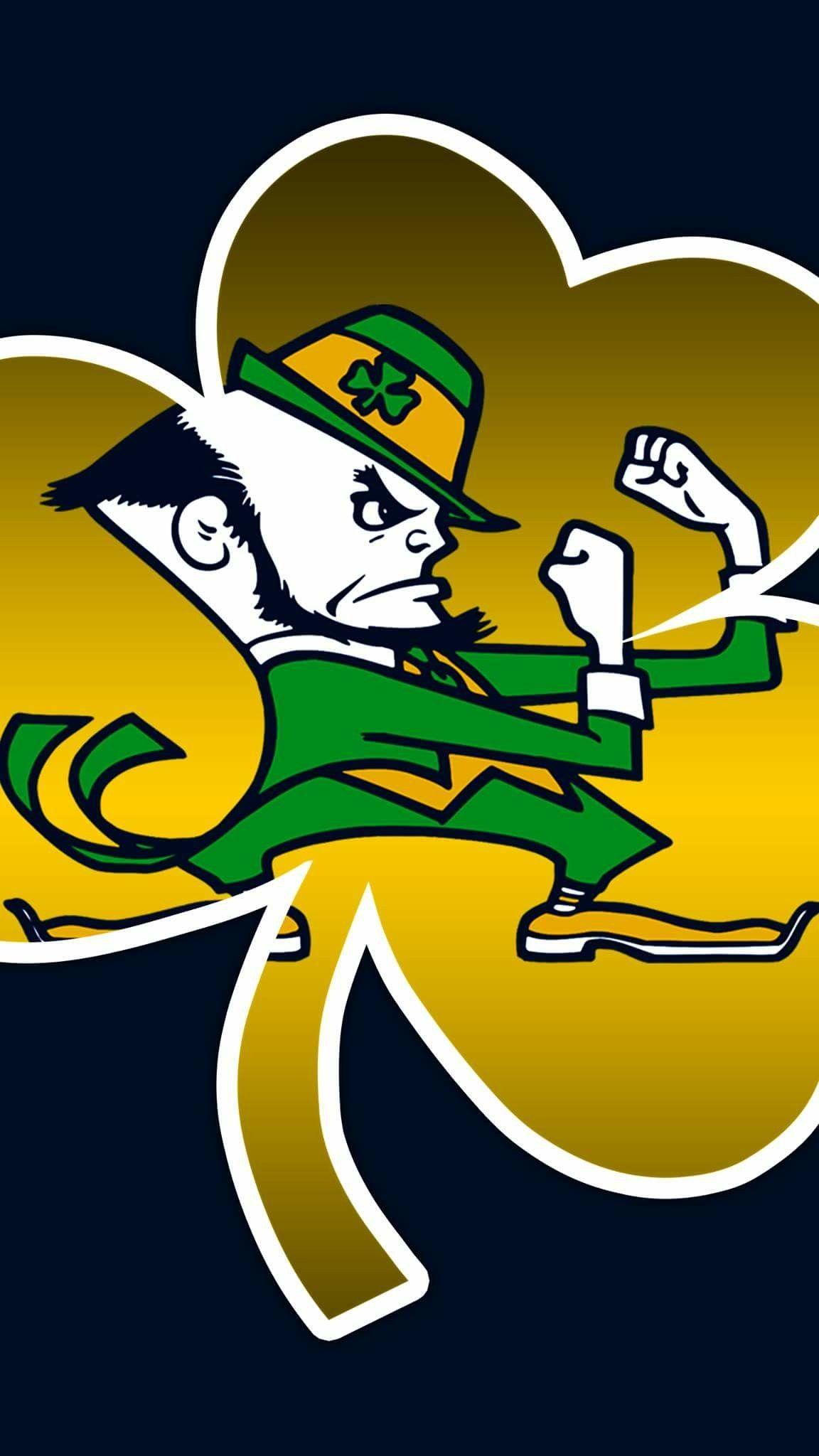 Fighting Irish Notre dame fighting irish football
