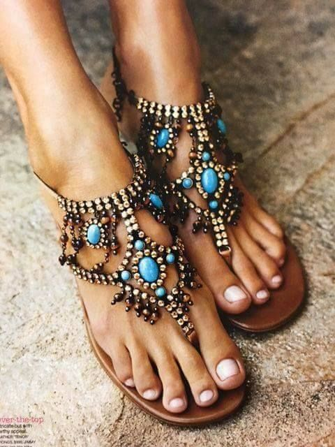 Pin by Debra Goltiani on Shoes for fun | Bohemia shoes