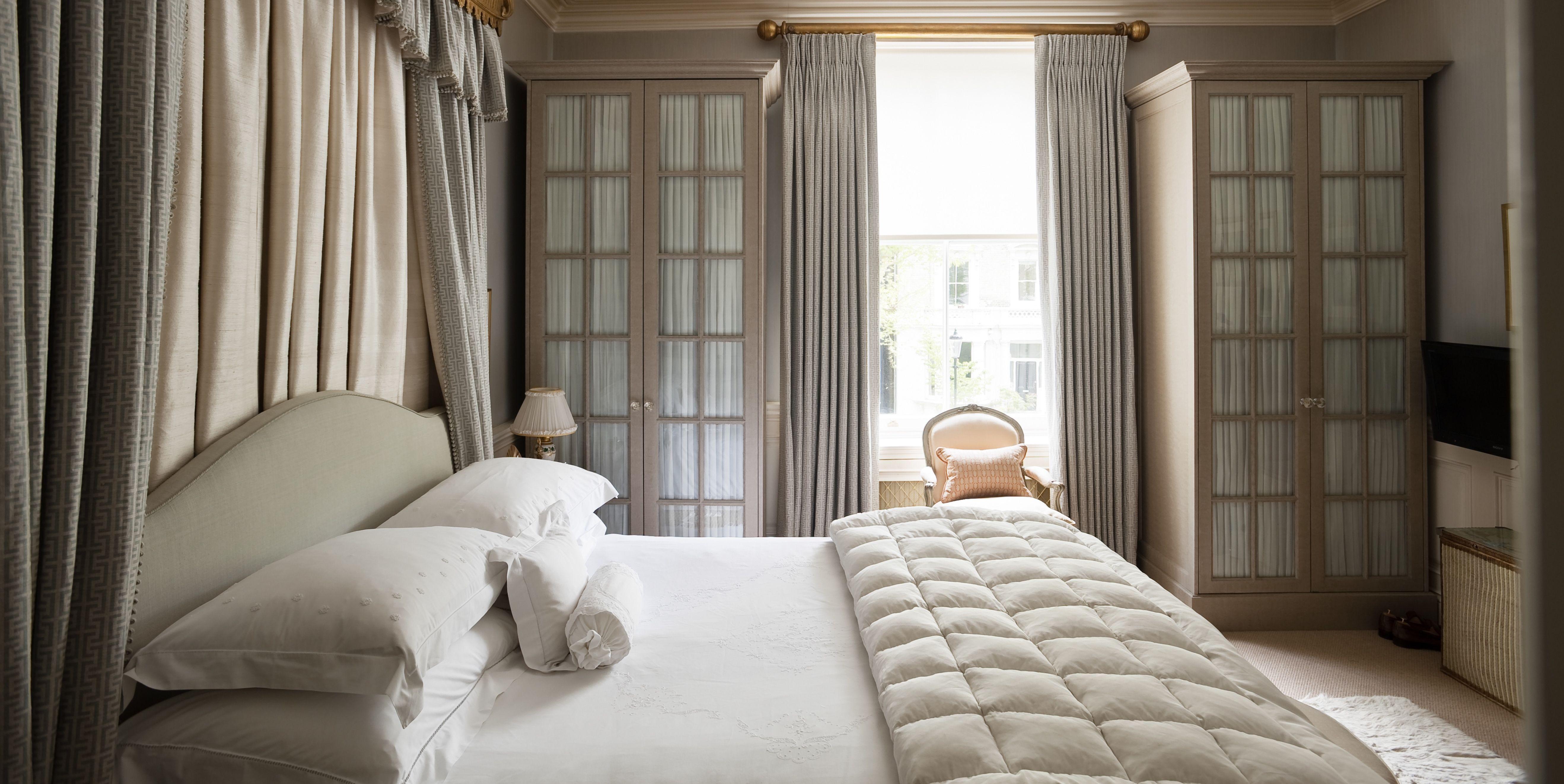 Elle decor master bedroom  Separate Master Bedrooms Are Trending In Luxury Homes  Pinterest